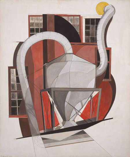 Charles Demuth: Machinery (49.59.2) | Heilbrunn Timeline of Art History | The Metropolitan Museum of Art