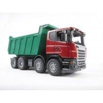 Φορτηγό χωματουργικό Scania