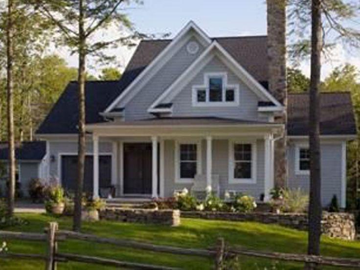 Victorian Home Plans » Cape Style Home Plans