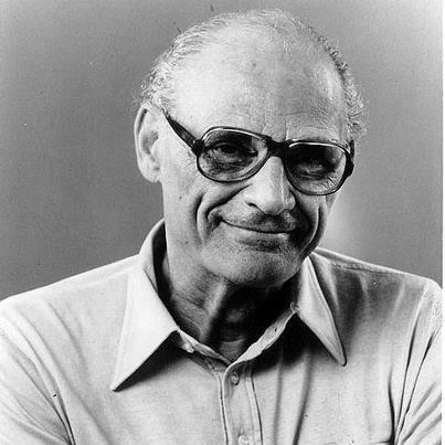 A Date to Remember:  Arthur Miller (born October 17, 1915)