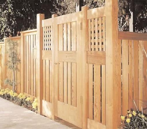 Unique Arbor Gate: 88 Best Images About Craftsman Fence On Pinterest