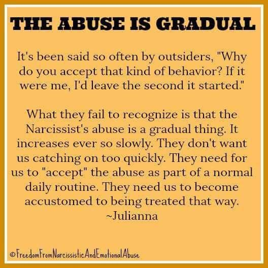 once you recognize the abuse don't stand for it. Stop taking their shit! You do not deserve to be worn out like a puppet, controlled and pushed around by the people who are supposed to love you. You do not deserve to be told how you can feel, and when you can feel it. You deserve to be free! To take charge of your own life! To feel how you feel .. before you're brainwashed.