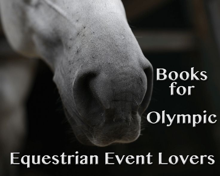 Books for Olympic Equestrian Event Lovers