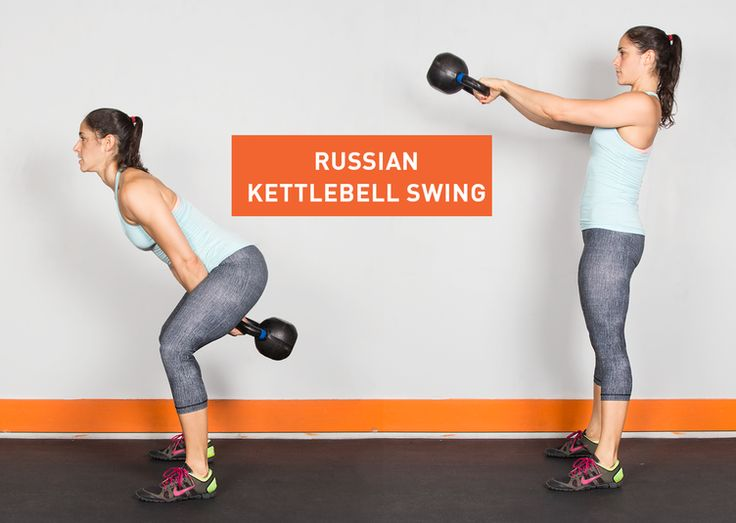 Drop the dumbbells. Here are 22 kettlebell exercises that'll give your whole body a killer workout.
