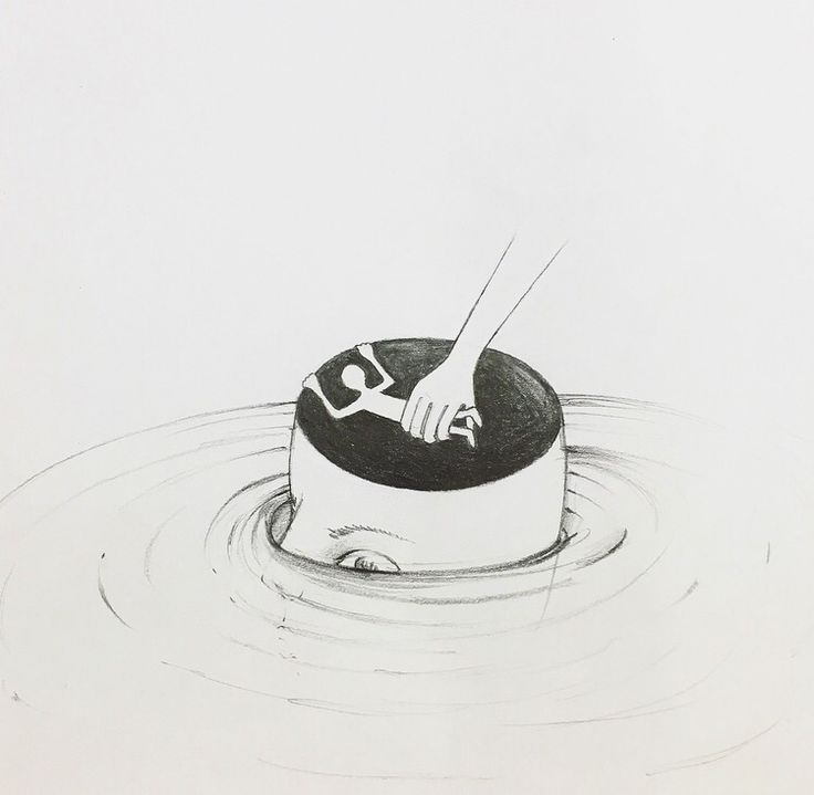 Go out, pencil, illust, 낙서, 펜슬드로잉