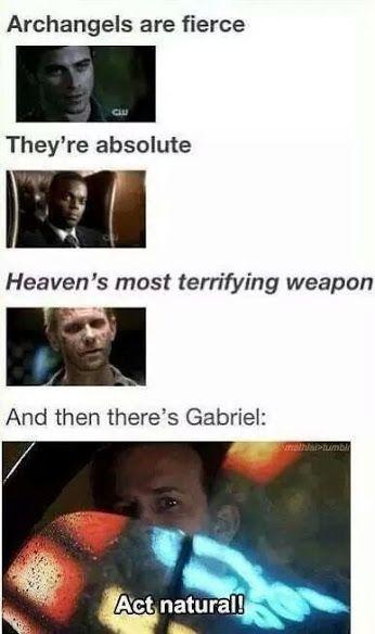 Oh Gabriel