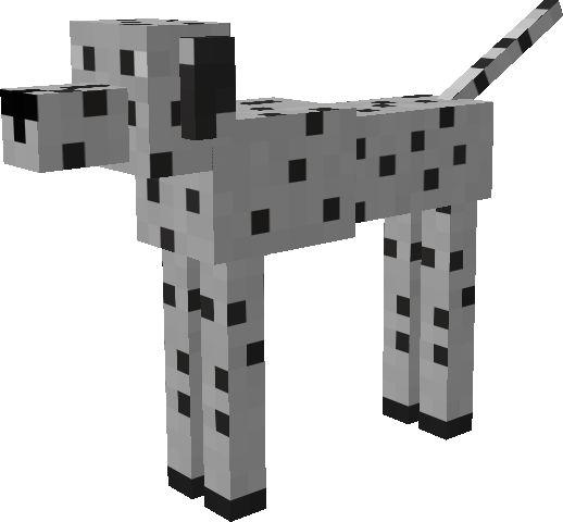 Dalmatian Mod - Mobs - Minecraft Mods - Curse