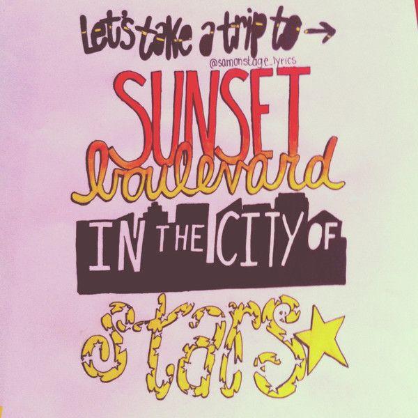 Sunset Boulevard Quotes: 30 Best Emblem3 Images On Pinterest