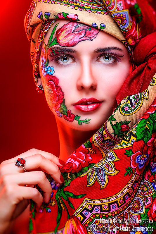 photo: Проект Русский стиль   photographer: Artur Demchenko   WWW.PHOTODOM.COM