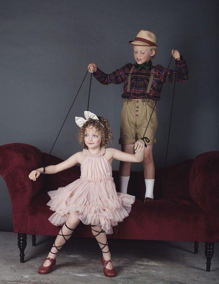 Disfraces caseros para niños inspirados en personajes