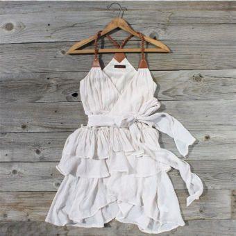Scattered Ruffles Dress...: Ruffle Dress, Summer Dress, Fashion, Style, Dream Closet, Dresses, White Dress, Scattered Ruffles