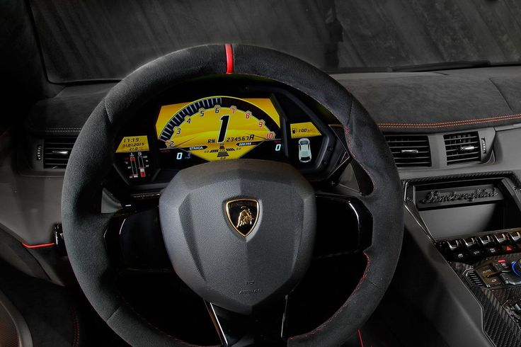 The Rundown: 2016 Lamborghini Aventador LP 750-4 Superveloce - Car Tavern