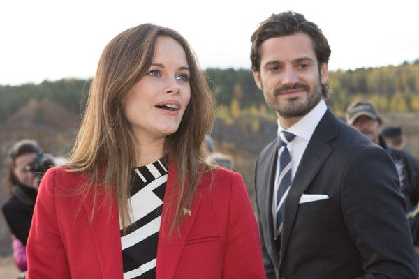 Princess Sofia of Sweden Photos - Prince Carl Philip of Sweden and Princess Sofia Visit Dalarna - Day 1 - Zimbio