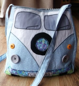 Handmade Harbour: The Campervan Bag