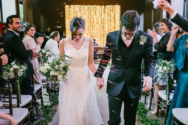 Vestida de Noiva | Blog de Casamento por Fernanda Floret