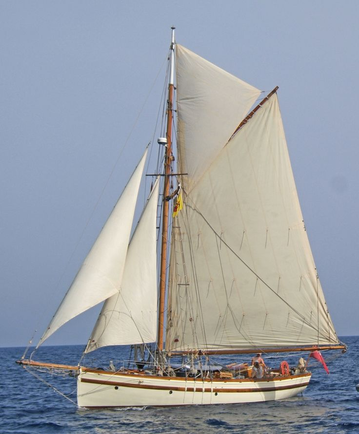 Mead 38 ft Gaff Cutter 1926