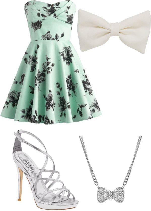 """Dress outfit(:"" by xwestxsidexmsx on Polyvore"