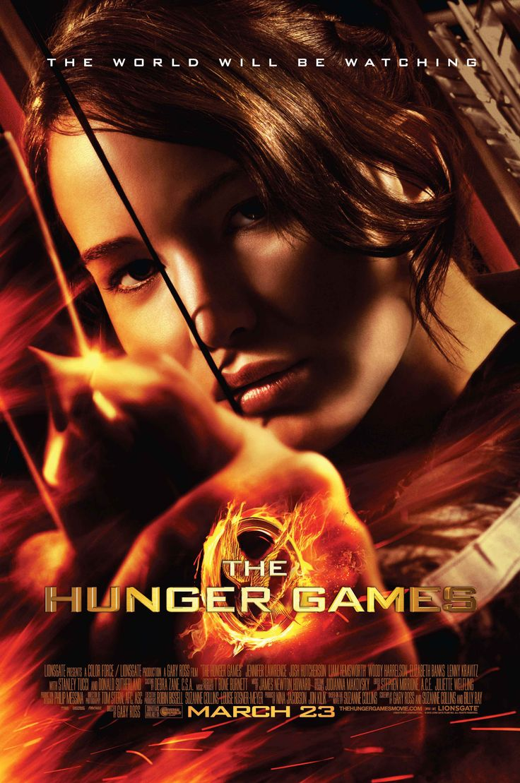The Hunger Games! :)