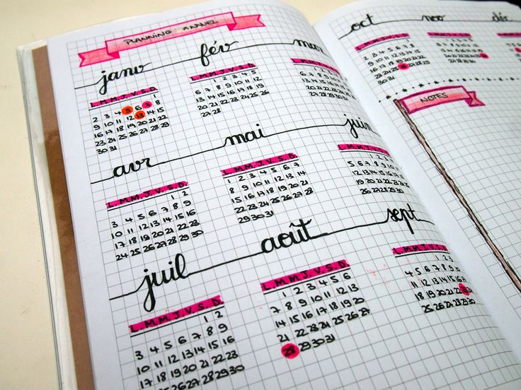 Best 20 planning annuel ideas on pinterest calendrier - Planning organisation maison ...