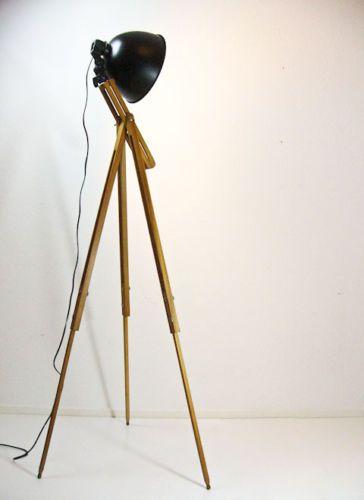 beeindruckende inspiration stehlampe dreifuss anregungen abbild der dfcbbbfb vintage stil tripod