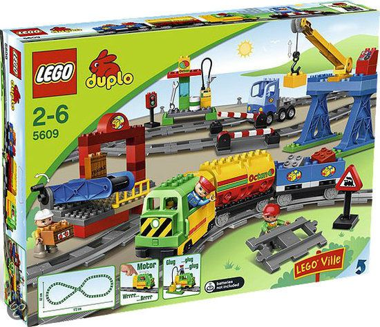 LEGO Duplo Ville Trainset - 5609