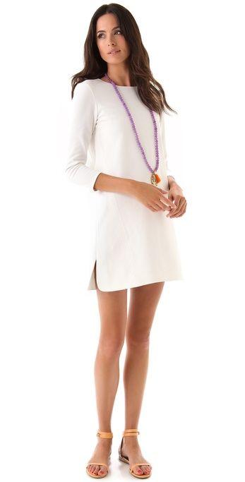 Tibi arizona long strappy dress