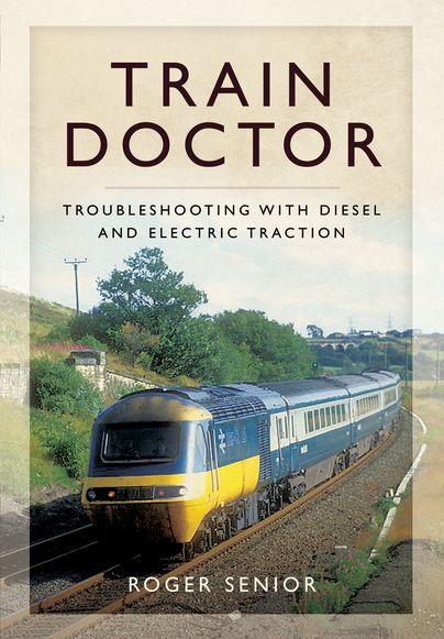 ‪#‎Books4Friday‬ 'Train Doctor' by Roger Senior is a fantastic transport history title that takes you from the 1970's period, with its first generation Diesels, through to privatisation in 1994 and the electrified East Coast main line.  http://www.pen-and-sword.co.uk/Train-Doctor-Hardback/p/12143