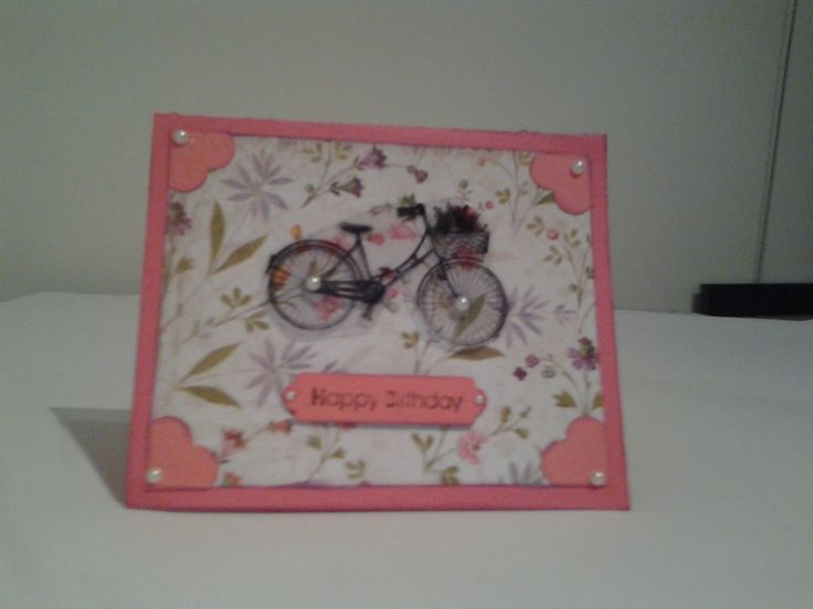 Bicycle card 1