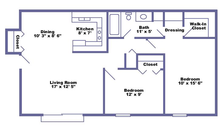 20x50 metal building living floor plans google search for Metal building with apartment plans