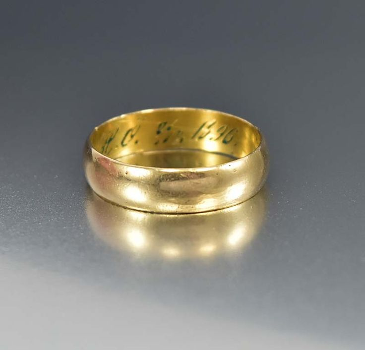 17 best ideas about Wedding Band Engraving on Pinterest Rose