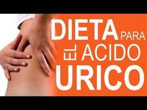 Remedios caseros para bajar el acido urico - Como controlar los niveles de hiperuricemia - YouTube