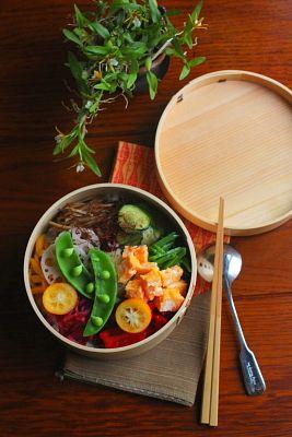 ビビンパ(ビビンバ)弁当 | 日本の片隅で作る、とある日のお弁当