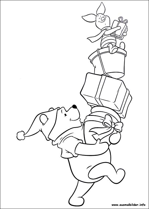 Weihnachten Unter Freunden Malvorlagen Bear Coloring Pages Disney Coloring Pages Coloring Pages