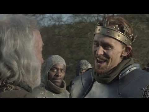 The Hollow Crown: Shakespeare's Henry V | Great Performances | PBS<--BRINGS TEARS TO MY EYES EVERY TIME. I'D PROUDLY FIGHT ALONGSIDE HIM!!