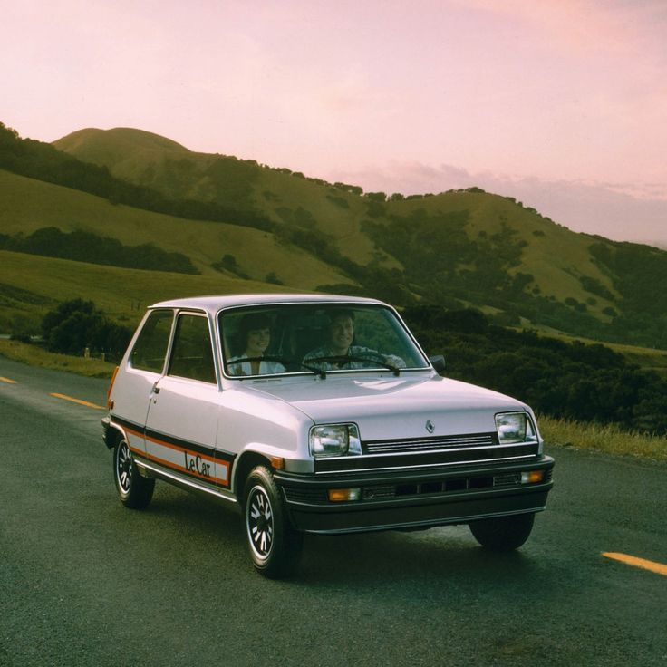 Renault 5 / Back to the 80's