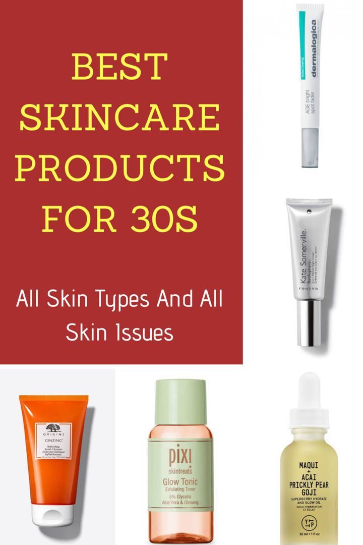 15 Best Skin Care Products For 30s Anti Aging For Aging Skin Effective Skin Care Products Good Skin Skin Care