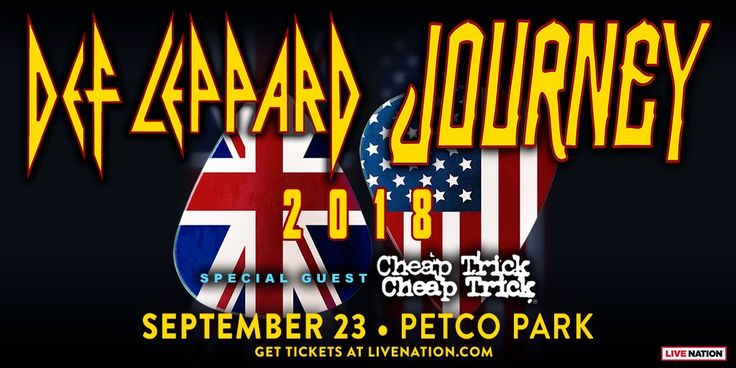 FOX 5 is giving away tickets to see Def Leppard and Journey in concert at Petco Park. Find out how you can win a pair.