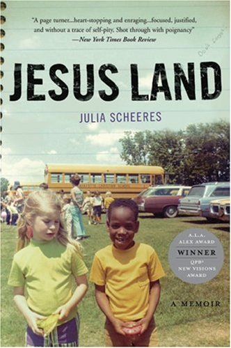 Jesus Land... Let me just say this book is crazy! It amazes me how some people can say that they're Christian, yet do things/ treat people like this.