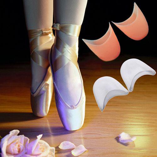 2016 Women's Girl's Professional Soft Ballet Pointe Silicone Gel Toe Dance Shoe Pads 9IJN