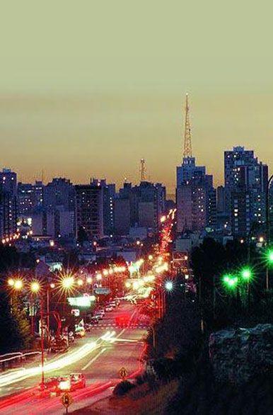 Fotos de Bahía Blanca: Bahía al atardecer