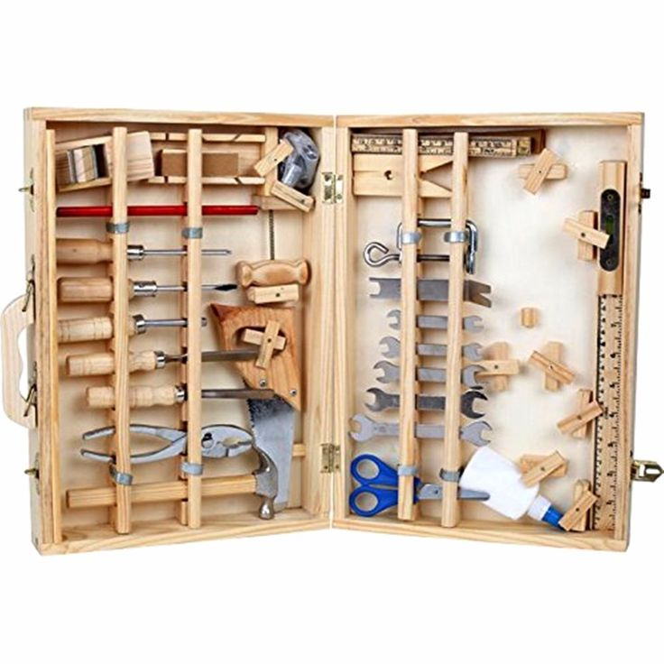 Woodworking Kits For Kids Professional style Childrens Toy Tool Kit   | eBay