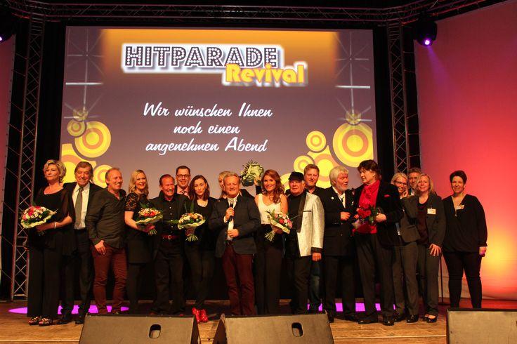 Das Hitparade Rivivals am 08.04.2017 im Maritim Hotel in Bonn war wieder ein großer Erfolg.  Ein stimmungsvoller Abend in schönem Ambiente mit tollen Momenten und Hits.  (Fotos: Björn Meier)