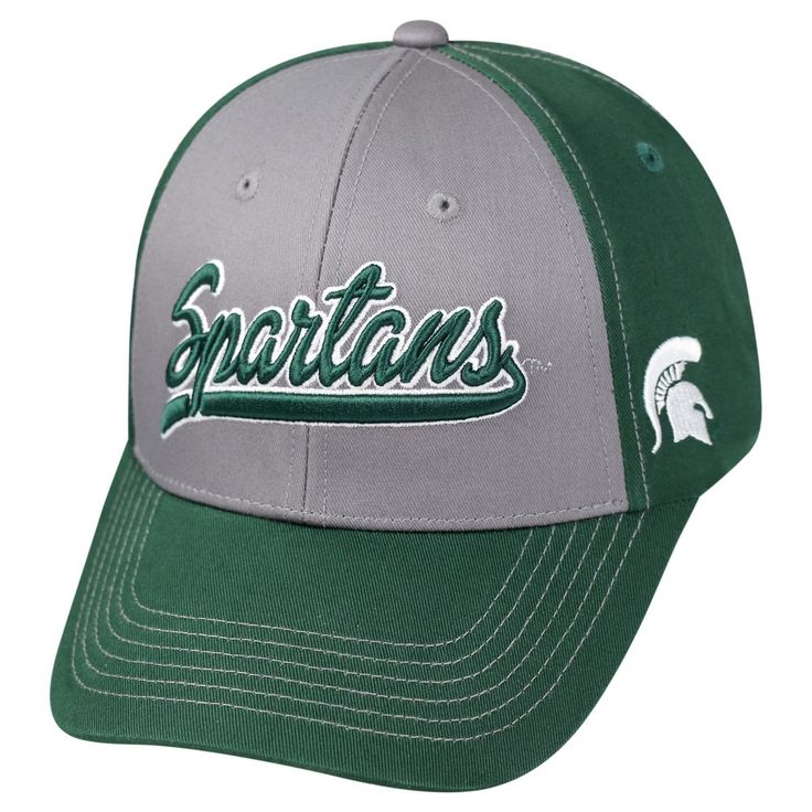 michigan state baseball cap whitecaps hats apparel