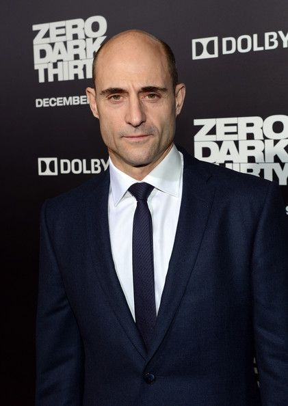 "Mark Strong Photo - Premiere Of Columbia Pictures' ""Zero Dark Thirty"" - Red Carpet"