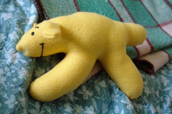 Hand Banana Aqua Teen Hunger Force Dog by sappymoosetree on Etsy, $18.00