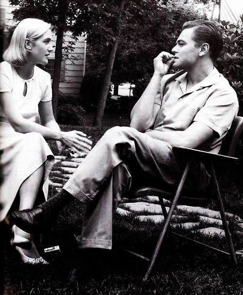 Kate Winslet - Leonardo Dicaprio.