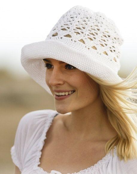 Spring hat Hemp Summer hat Sun hat womens Bucket by prettyobject