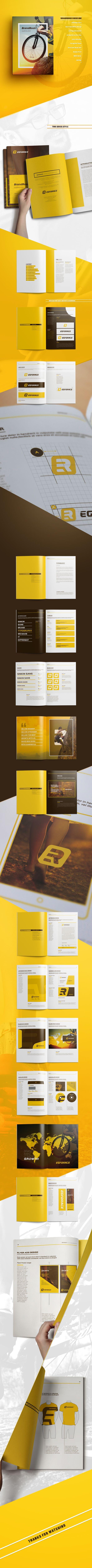 """Check out this @Behance project: """"BrandBook"""" https://www.behance.net/gallery/31665207/BrandBook"""
