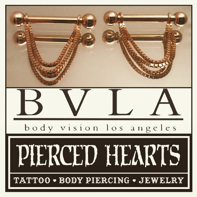 83 best body jewelry images on pinterest piercings for Pierced hearts tattoo parlor