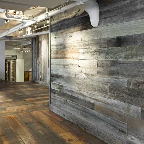 42 best Barn wood accent wall images on Pinterest | Home ...